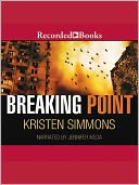 Breaking Point by Kristen Simmons: Audio Book Cover