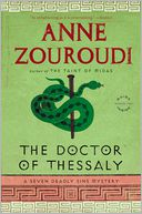 The Doctor of Thessaly by Anne Zouroudi: Book Cover