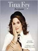 Bossypants by Tina Fey: Audio Book Cover