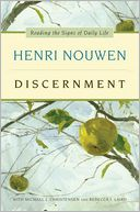 Discernment by Henri J. M. Nouwen: Book Cover