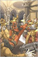 Deadpool Classic Volume 9 by Gail Simone: Book Cover