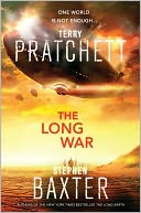 The Long War by Terry Pratchett: NOOK Book Cover
