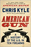 American Gun by Chris Kyle: NOOK Book Cover