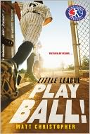 Play Ball! by Matt Christopher: NOOK Book Cover