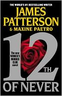 12th of Never by James Patterson: NOOK Book Cover