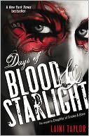 Days of Blood and Starlight by Laini Taylor: NOOK Book Cover