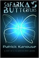 Safarka's Butterflies (Inspector Pierce) by Patrick Kanouse: NOOK Book Cover