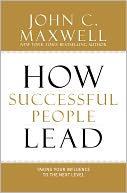 How Successful People Lead by John C. Maxwell: NOOK Book Cover