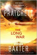 The Long War by Terry Pratchett: Book Cover