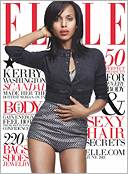 Elle - US edition by Hearst: NOOK Magazine Cover