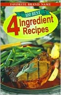 download 100 Best 4 Ingredient Recipes book