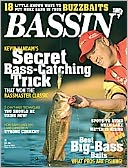 Bassin' - One Year Subscription: Magazine Cover