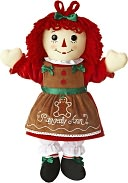 12 Inch Raggedy Ann Ginger and Spice by Aurora World: Product Image