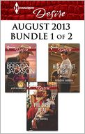 Harlequin Desire August 2013 - Bundle 1 of 2 by Brenda Jackson: NOOK Book Cover