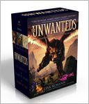 The Unwanteds Box Set Books 1-3 by Lisa McMann: Book Cover