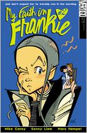 My Faith in Frankie #2 (NOOK Comics with Zoom View) by Mike Carey: NOOK Book Cover
