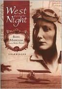 West with the Night by Beryl Markham: Audio Book Cover