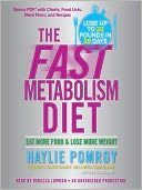 The Fast Metabolism Diet by Haylie Pomroy: Audio Book Cover