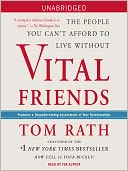 Vital Friends by Tom Rath: Audio Book Cover
