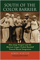 South of the Color Barrier by John Virtue: Book Cover