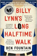 Billy Lynn's Long Halftime Walk by Ben Fountain: Book Cover