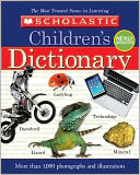 Scholastic Children's Dictionary (2013) by Scholastic: Book Cover