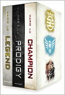 Legend Trilogy Boxed Set by Marie Lu: Item Cover
