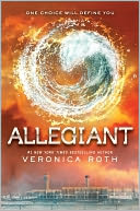 Allegiant (Divergent Series #3) by Veronica Roth: Book Cover