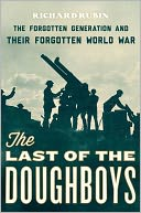 The Last of the Doughboys by Richard Rubin: Book Cover