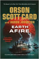 Earth Afire by Orson Scott Card: Book Cover