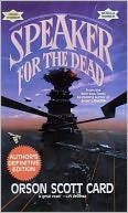 Speaker for the Dead (Ender Wiggin Series #2) by Orson Scott Card: Book Cover