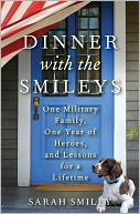 Dinner with the Smileys by Sarah Smiley: Book Cover