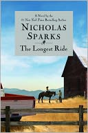 The Longest Ride by Nicholas Sparks: Book Cover