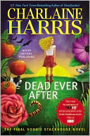 Dead Ever After (Sookie Stackhouse / Southern Vampire Series #13) by Charlaine Harris: CD Audiobook Cover