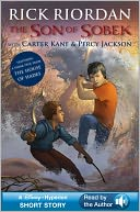 The Son of Sobek by Rick Riordan: NOOK Book Cover