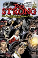 Tom Strong #32 (NOOK Comic with Zoom View) by Michael Moorcock: NOOK Book Cover