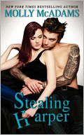 Stealing Harper by Molly McAdams: Book Cover