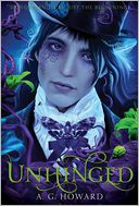 Unhinged (Splintered Series #2) by A. G. Howard: Book Cover