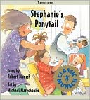 Stephanie's Ponytail by Robert Munsch: NOOK Kids Read to Me Cover