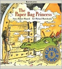 The Paper Bag Princess by Robert Munsch: NOOK Kids Read to Me Cover