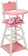 Corolle Mon Classique Doll High Chair, Fits 14-17 Inch Dolls by Corolle: Product Image