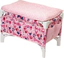 Corolle Mon Classique Doll Bed & Changing Table, Fits 14-17 Inch Dolls by Corolle: Product Image