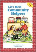 Let's Meet Community Helpers by Rikki Benenfeld: Book Cover