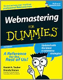 Webmastering for Dummies, 2nd Edition by Brenda Kienan: Book Cover