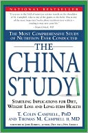 The China Study by T. Colin Campbell: Book Cover