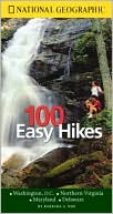 100 Easy Hikes by Barbara A. Noe: Book Cover