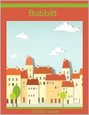 Babbitt (Illustrated) by Sinclair Lewis: NOOK Book Cover