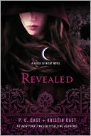 Revealed by P. C. Cast: NOOK Book Cover
