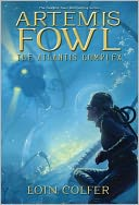 Artemis Fowl; The Atlantis Complex by Eoin Colfer: NOOK Book Cover