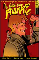 My Faith in Frankie #4 (NOOK Comic with Zoom View) by Mike Carey: NOOK Book Cover